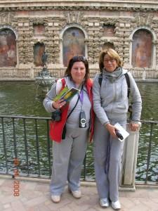 Rita Latella e Paola Di Cosmo