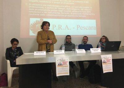 """Progetto Famiglia 2017 con Associazione """"Erga Omnes"""" Onlus, 11/04/2017"""