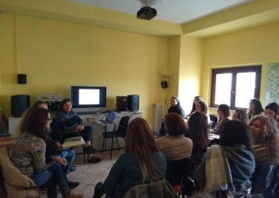 Seminario Trauma e dintorni – D. Di Berardino, 2017