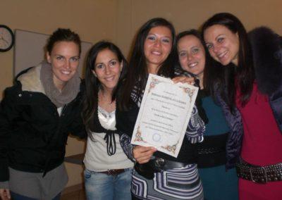 Premiazione borsa di studio dedicata a Paola Di Cosmo