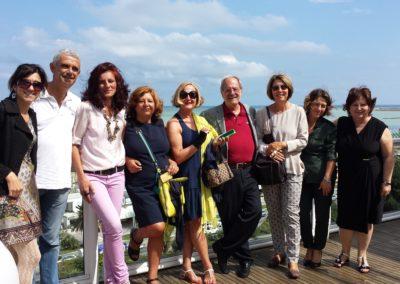 Didatti e allievi didatti all'incontro del Centro Studi tenutosi a Pescara il 12-13.09.2014